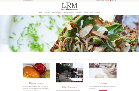LRM EVENTS & GASTRONOMY